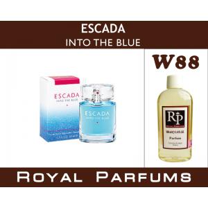 «Into the Blue» от Escada. Духи на разлив Royal Parfums 100 мл