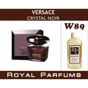 «Crystal Noir» от Versace. Духи на разлив Royal Parfums 100 мл