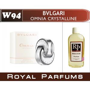«Omnia Crystalline» от Bvlgari. Духи на разлив Royal Parfums 100 мл