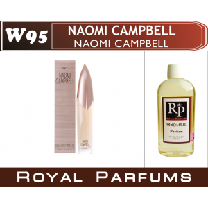 «Naomi Campbell» от Naomi Campbell. Духи на разлив Royal Parfums 100 мл
