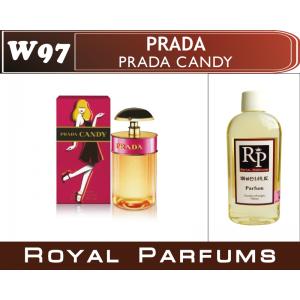 «Candy» от Prada. Духи на разлив Royal Parfums 100 мл