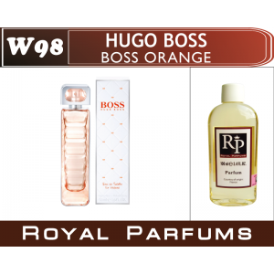 «Boss Orange women» от Hugo Boss. Духи на разлив Royal Parfums 100 мл