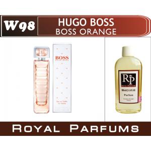 «Boss Orange women» от Hugo Boss. Духи на разлив Royal Parfums 100 мл
