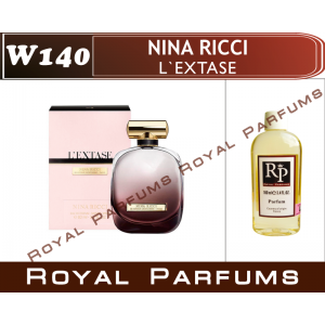 «L'Extase» от Nina Ricci. Духи на разлив Royal Parfums 100 мл