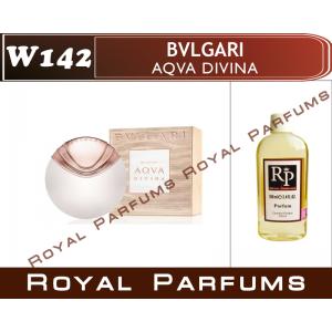 «Aqva Divina» от Bvlgari. Духи на разлив Royal Parfums 100 мл