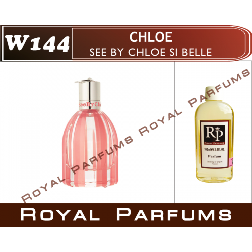 See By Chloe Si Belle наливная парфюмерия Royal Parfums
