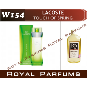 «Touch of Spring» от Lacoste. Духи на разлив Royal Parfums 100 мл
