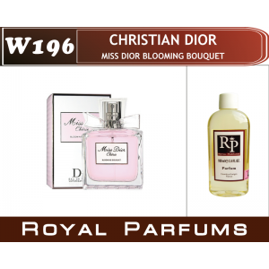 «Miss Dior Blooming Bouquet» от Christian Dior. Духи на разлив Royal Parfums 100 мл