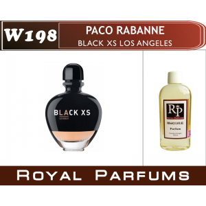 «Black XS Los Angeles for Her» от Paco Rabanne. Духи на разлив Royal Parfums 100 мл