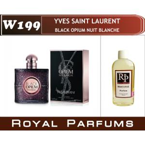 «Black Opium Nuit Blanche» от Yves Saint Laurent. Духи на разлив Royal Parfums 100 мл