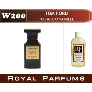 «Tobacco Vanille» от Tom Ford. Духи на разлив Royal Parfums 100 мл