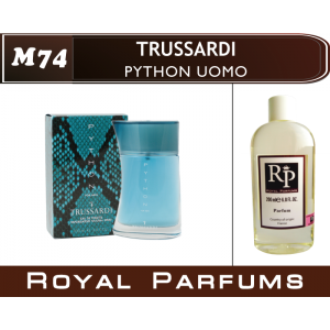 «Python Uomo» от Trussardi. Духи на разлив Royal Parfums 200 мл