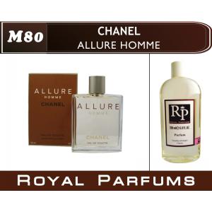 «Allure Homme» от Chanel. Духи на разлив Royal Parfums 200 мл