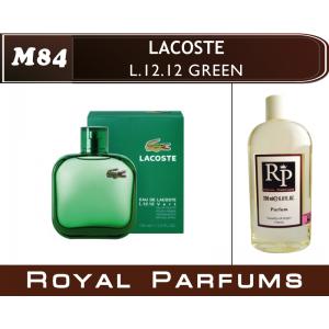 «L.12.12. Green» от Lacoste. Духи на разлив Royal Parfums 200 мл