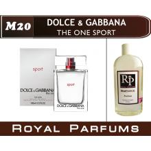 Dolce & Gabbana «The One Sport»