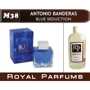 «Blue Seduction» от Antonio Banderas. Духи на разлив Royal Parfums 200 мл
