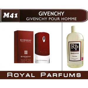 «Givenchy pour homme» от Givenchy. Духи на разлив Royal Parfums 200 мл