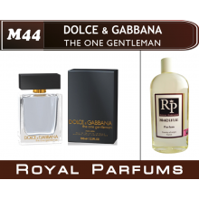 Dolce&Gabbana «The one Gentleman»