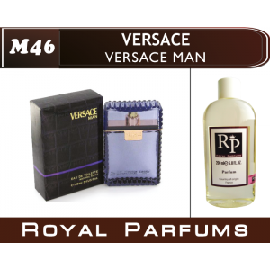«Man» от Versace. Духи на разлив Royal Parfums 200 мл