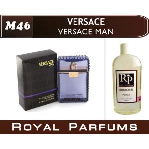 «Man» от Versace. Духи на разлив Royal Parfums 200 мл