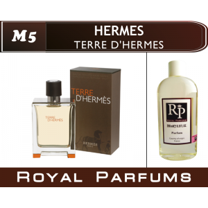 «Terre D'Hermes» от Hermes. Духи на разлив Royal Parfums 200 мл