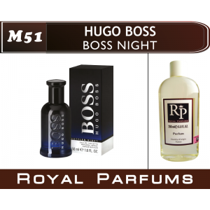 «Bottled Night» от Hugo Boss. Духи на разлив Royal Parfums 200 мл