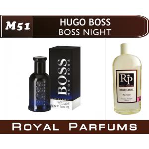 «Bottled Night» от Hugo Boss. Духи на разлив Royal Parfums 200 мл