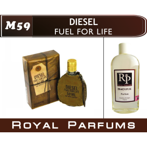 «Fuel for Life Him» от Diesel. Духи на разлив Royal Parfums 200 мл