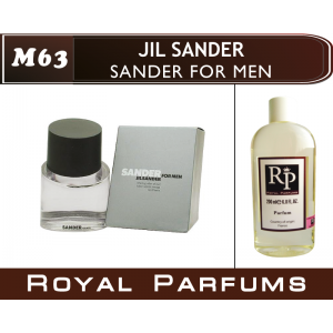 «Sander» от Jil Sander. Духи на разлив Royal Parfums 200 мл