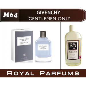 «Gentlemen Only» от Givenchy. Духи на разлив Royal Parfums 200 мл