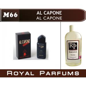 «Al Capone Homme» от Al Capone. Духи на разлив Royal Parfums 200 мл