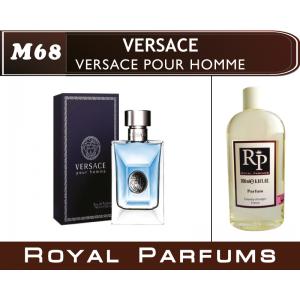 «Versace pour Homme» от Versace. Духи на разлив Royal Parfums 200 мл