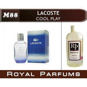 «Cool Play» от Lacoste. Духи на разлив Royal Parfums 200 мл