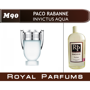«Invictus Aqua» от Paco Rabanne. Духи на разлив Royal Parfums 200 мл