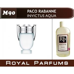 «Invictus Aqua» от Paco Rabanne. Духи на разлив Royal Parfums 200 мл