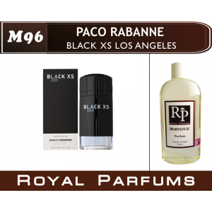 «Black XS Los Angeles for him» от Paco Rabanne. Духи на разлив Royal Parfums 200 мл