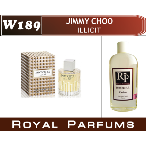 «Illicit» от Jimmy Choo. Духи на разлив Royal Parfums 200 мл