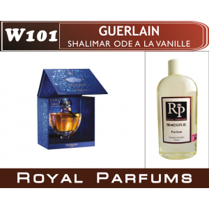 «Shalimar Ode a la Vanille» от Guerlain. Духи на разлив Royal Parfums 200 мл