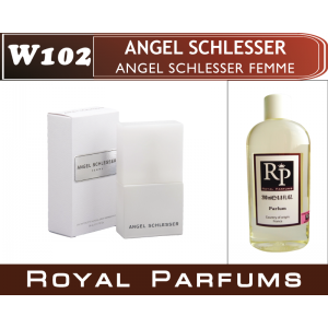 «Angel» от Angel Schlesser. Духи на разлив Royal Parfums 200 мл