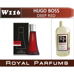 «Deep Red» от Hugo Boss. Духи на разлив Royal Parfums 200 мл