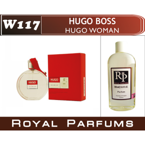 «Hugo for woman» от Hugo Boss. Духи на разлив Royal Parfums 200 мл