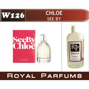«See By Chloe» от Chloe. Духи на разлив Royal Parfums 200 мл