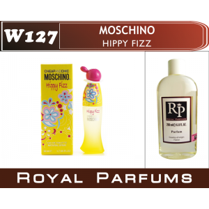 «Hippy Fizz» от Moschino. Духи на разлив Royal Parfums 200 мл