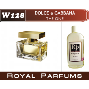 «The One» от Dolce & Gabbana. Духи на разлив Royal Parfums 200 мл