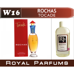 «Tocade» от Rochas. Духи на разлив Royal Parfums 200 мл