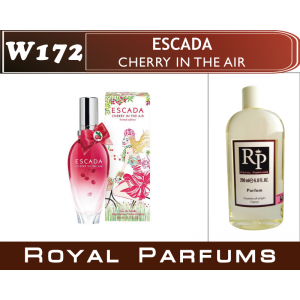 «Cherry in the air» от Escada. Духи на разлив Royal Parfums 200 мл