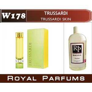 «Skin» от Trussardi. Духи на разлив Royal Parfums 200 мл