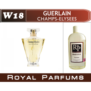 «Champs-Elysees» от Guerlain. Духи на разлив Royal Parfums 200 мл