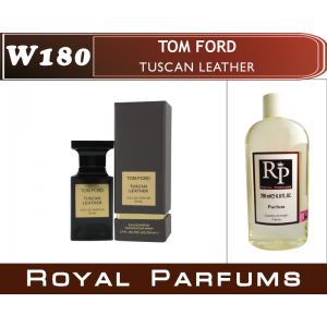 «Tuscan Leather» от Tom Ford. Духи на разлив Royal Parfums 200 мл