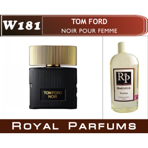 «Noir Pour Femme» от Tom Ford. Духи на разлив Royal Parfums 200 мл